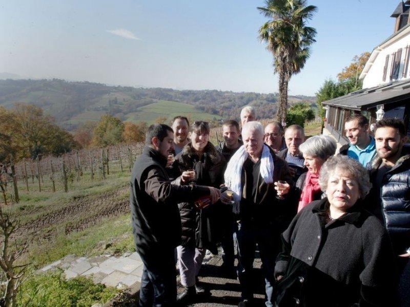 The 2013 Open Days of the Cru Lamouroux – Jurançon