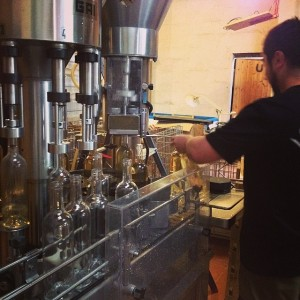 Mise en bouteille au Cru Lamouroux – Jurançon
