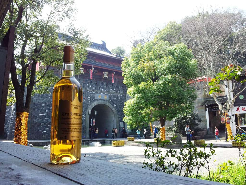 Cru Lamouroux in China
