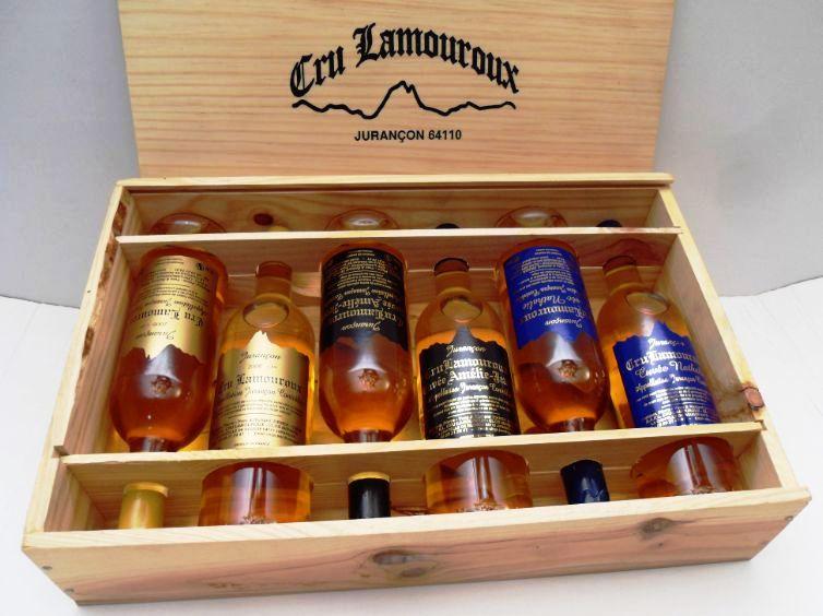 Caja de regalo Cru Lamouroux – Jurançon
