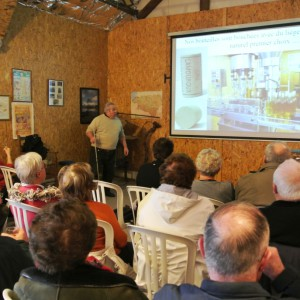 Group wine tasting with presentation of the domain – Cru Lamouroux – Jurançon
