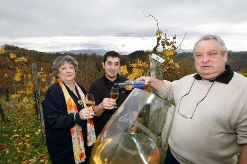 Wine tasting session in the family – Cru Lamouroux – Jurançon
