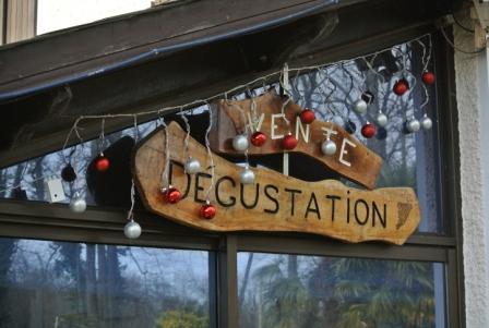 Degustación de vinos y venta en la propiedad – Cru Lamouroux – Jurançon