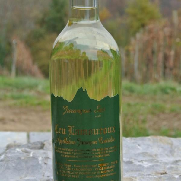 Bottle Jurançon Sec (dry) – Cru Lamouroux