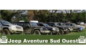 Jeep Aventure Sud-Ouest