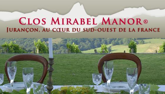 Clos Mirabel Manor – Chambre d'hôtes